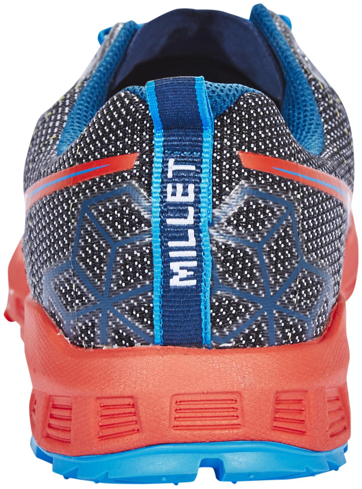 Rush Light Low Orangeelectric Millet Shoes Men Blue 4jLqR35A